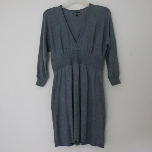Express Dresses & Skirts - Express Quarter Sleeve Dress